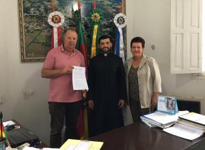 Prefeitura assina Termo de Colaboração com Pastoral da Criança