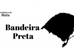 Município de Mata em bandeira PRETA: veja o que muda a partir deste sábado (27/02)