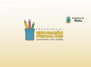 Programa Educação Fiscal está em novo site